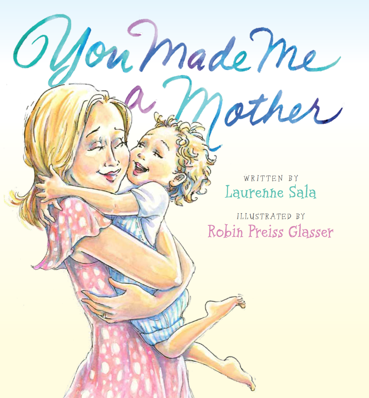 Win a copy of YOU MADE ME A MOTHER just in time for Mother's Day! »