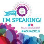 ASJA Conference 2019
